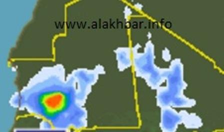 توقعات تهاطل الأمطار فجر الثلاثاء 27 يونيو (الأخبار)