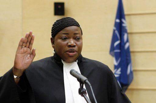 افاتو بنسوده المدعي العام لدى محكمة الجنايات الدولية.