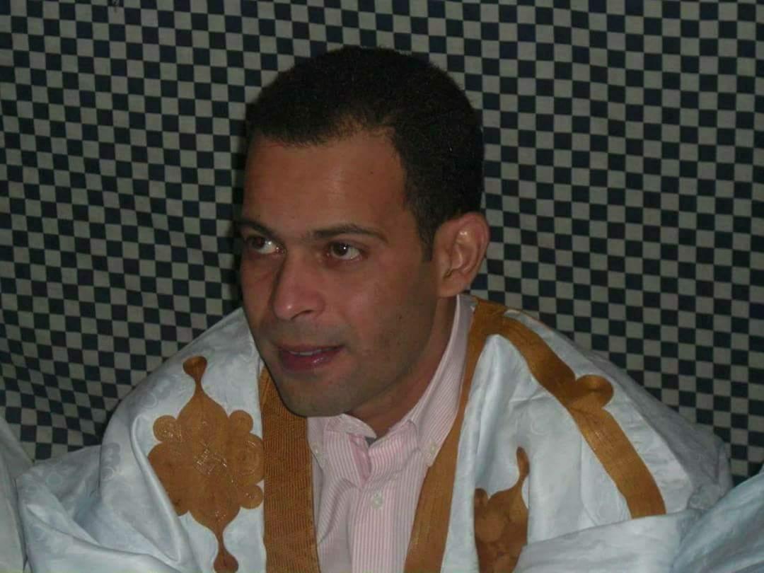 د. يعقوب ولد بوبو عضو الاتحادية الوطنية للرماية التقليدية.