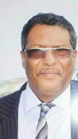 القاضي / سيدي محمد شينة رئيس محكمة جرائم الاسترقاق الجنوبية