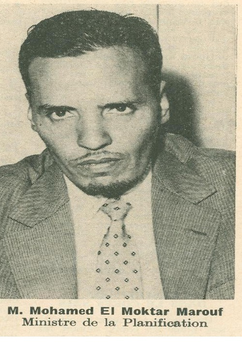 محمد المختار بن معروف