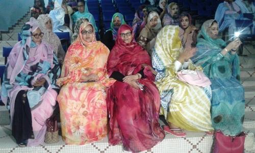 حضرت قيادات شبكة الصحفيات الموريتانيات في الأمسية / الأخبار