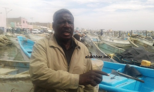 الفاعل في الصيد التقليدي محمود وصف قرار اقتطاع أيام من مكسب 15 يوما بالقرار الجائر وطالب بإقالة الوزير/ الأخبار