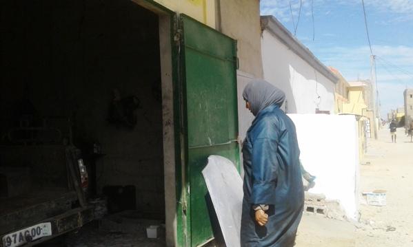 الورشة التي فتحتها الميكانكية سعداني طالبت بأن يتم دعمها من قبل الحكومة/ الأخبار