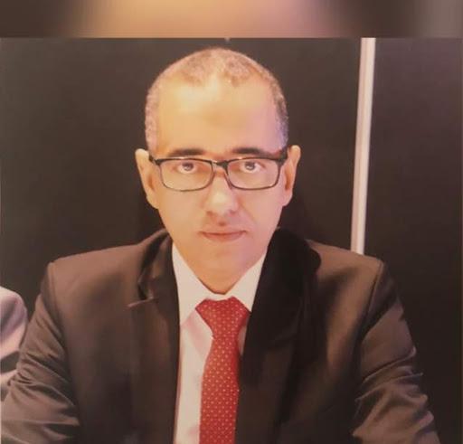 وكيل الجمهورية في ولاية نواكشوط الغربية ورئيس قطب مكافحة الفساد القاضي أحمد عبد الله المصطفى