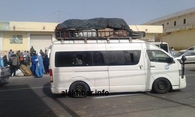 جانب من نقل البحارة صباح اليوم/ الاخبار
