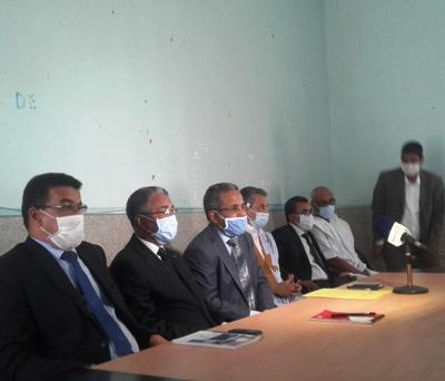 جانب من اجتماع الأمين العام لوزارة الثقافة رفقة السلطات المحلية والفاعلين / الأخبار