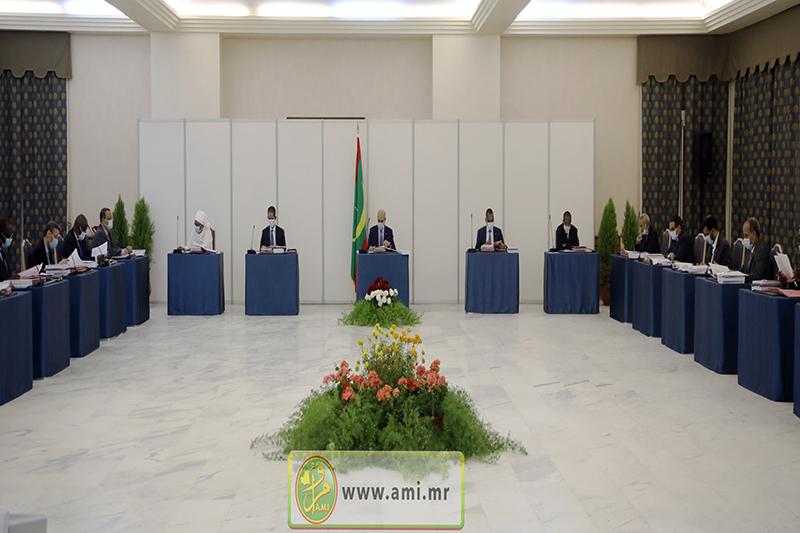 مجلس الوزراء خلال اجتماع اليوم (وما)