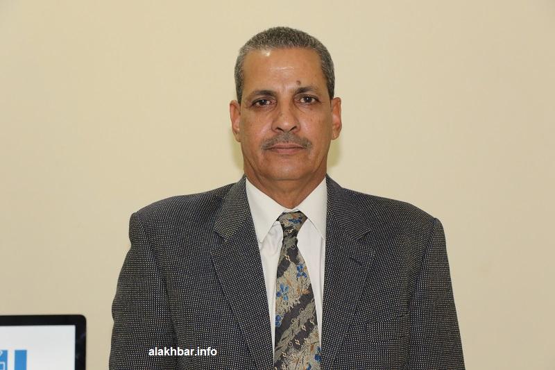 لمرابط ولد بناهي: الناطق باسم لجنة التحقيق البرلمانية