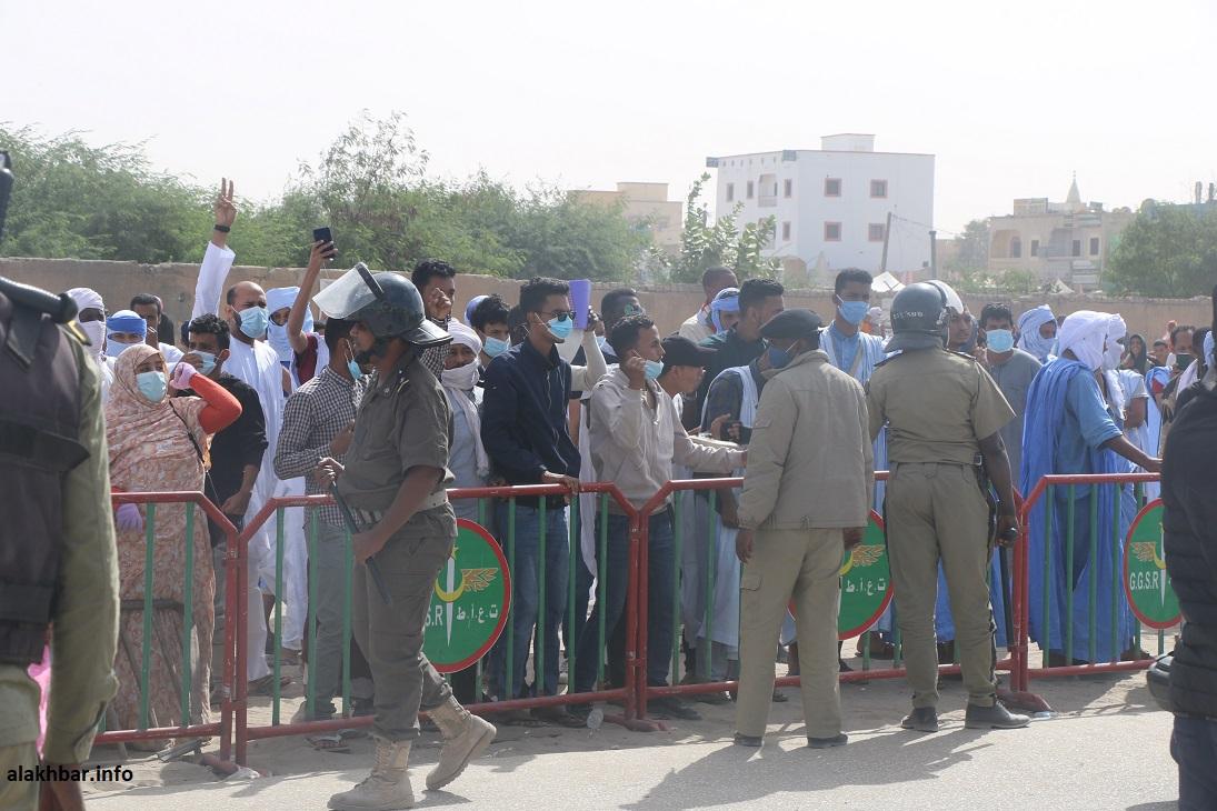 احتجاجات في نواكشوط اليوم السبت للمطالبة بتحقيق عقب وفاة الشاب محمد السالك (الأخبار)