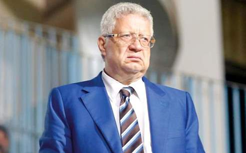 مرتضى منصور يعتذر باسم نادي الزمالك لموريتانيا
