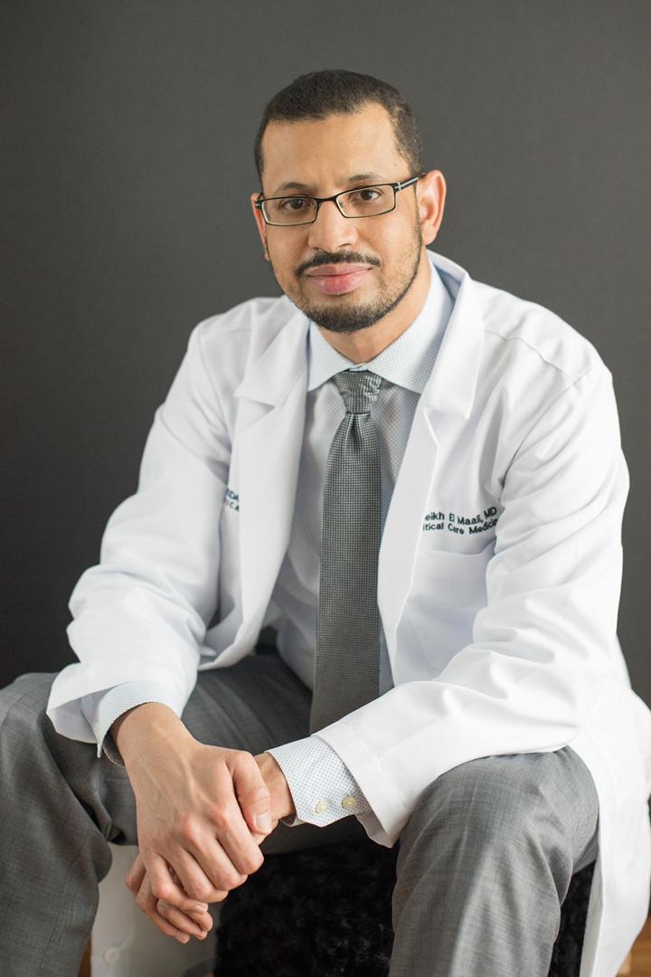 البروفيسور الشيخ احمد ابي المعالي بن الشيخ عثمان
