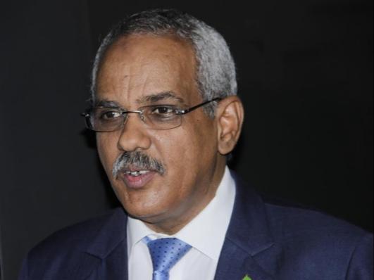 شيخنا ولد النني: السفير الموريتاني لدى السنغال