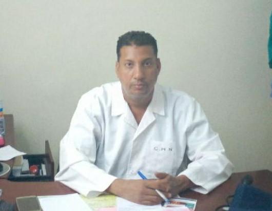 الأستاذ الدكتور أحمدو ولد المختار ولد اعليت - رئيس الهيئة الموريتانية لجراحة الأعصاب