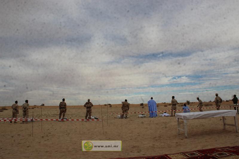 جانب من فعاليات المسابقة شمال نواكشوط (وما)