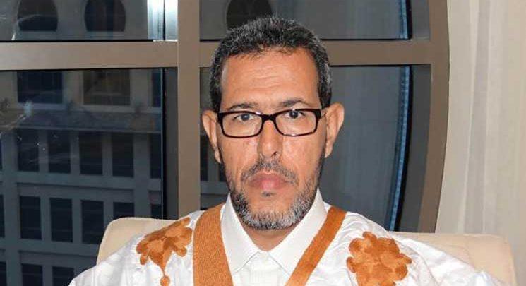 عمدة بلدية عرفات وزعيم المعارضة السابق الحسن ولد محمد