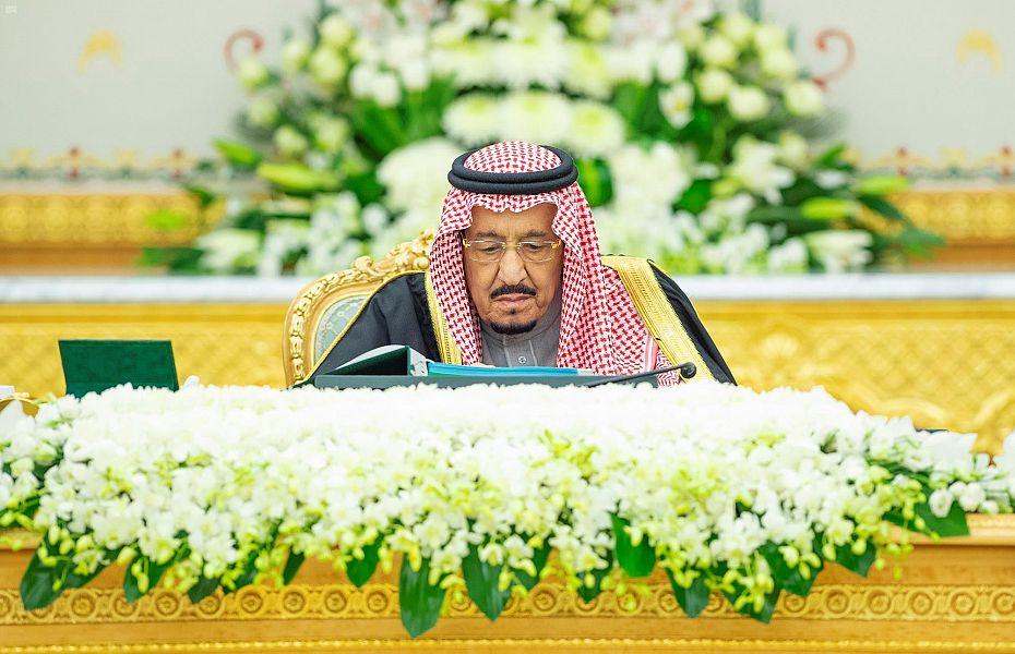 ملك السعودية سلمان بن عبد العزيز خلال رئاسته لمجلس الوزراء (واس)