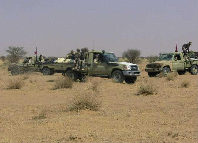 مسحلون شمال مالي