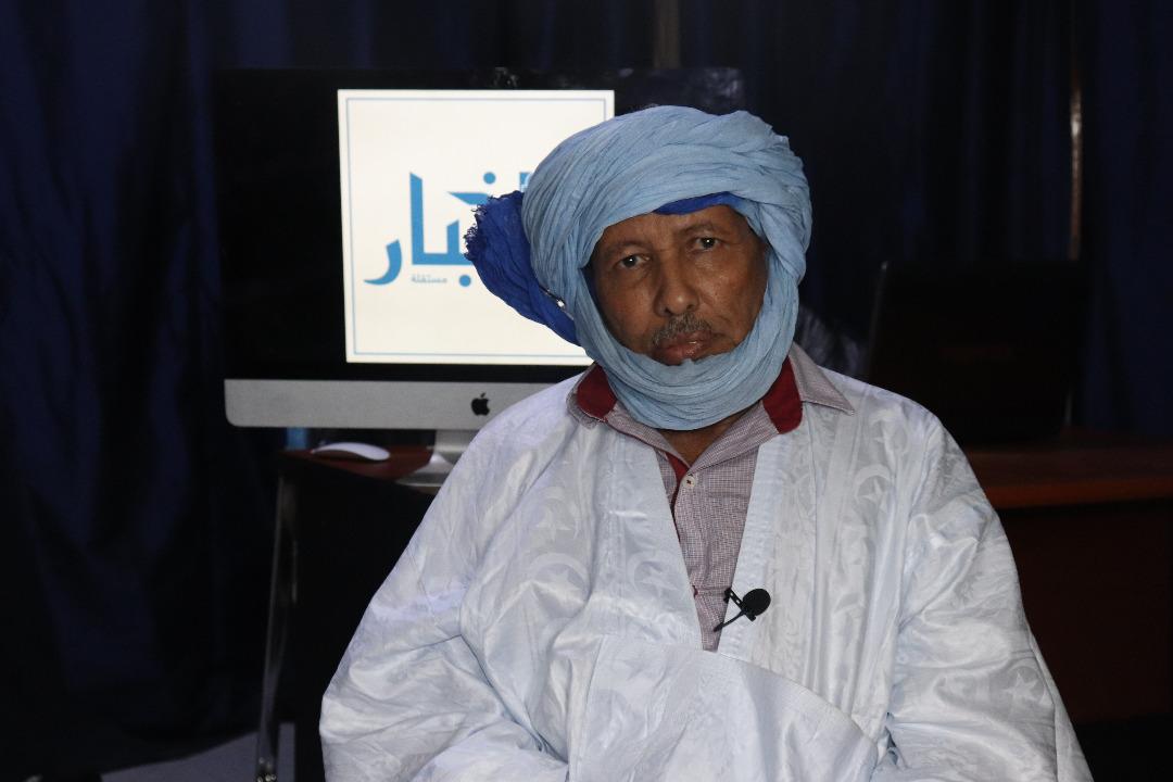 رئيس الرابطة الوطنية للأخلاف البرلمانيين محمد عبد الله ولد أحمد معلوم