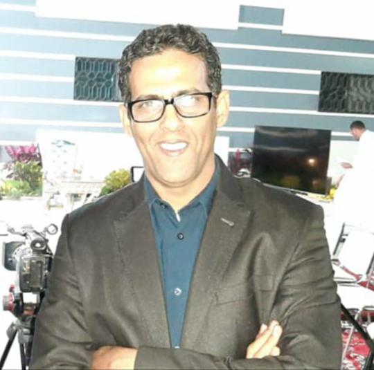 محمد الأمين محمودي