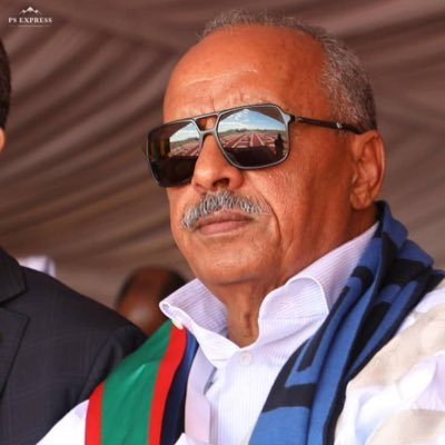 رئيس البرلمان الموريتاني الشيخ ولد بايه