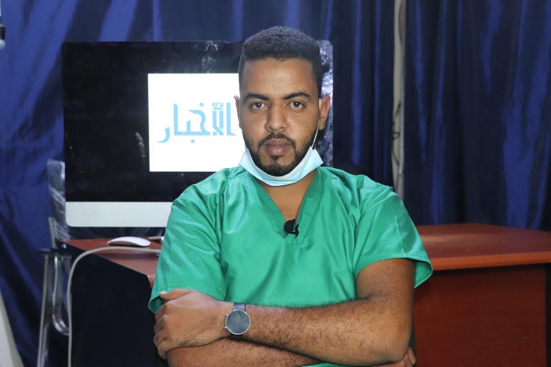 المتحدث باسم المجموعة عبد الرحمن ولد الشيخ زين