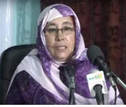 الإعلامية الراحلة السالكة بنت اسنيد