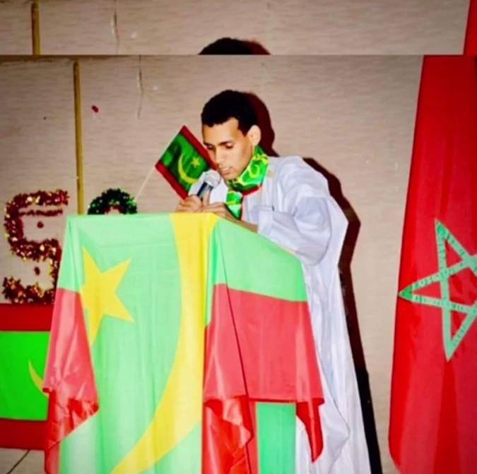 الأمين العام الجديد للاتحاد الطالب أحمد محمد بنيوك