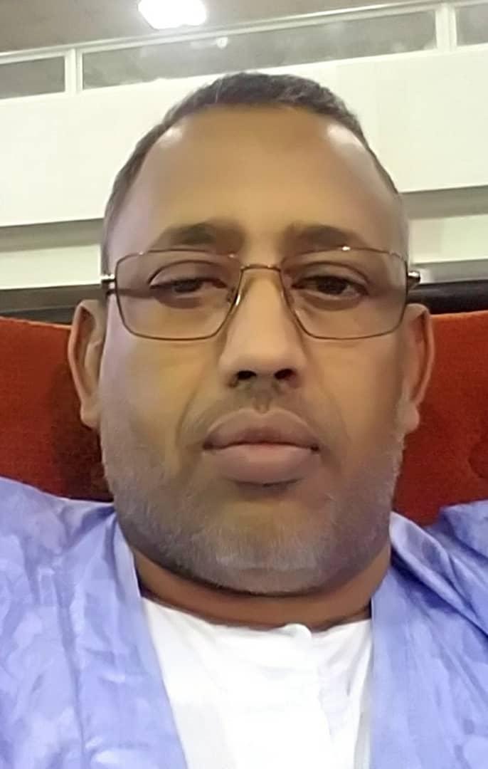 نائب مقاطعة كرو محمد الأمين ولد أحمد دركل