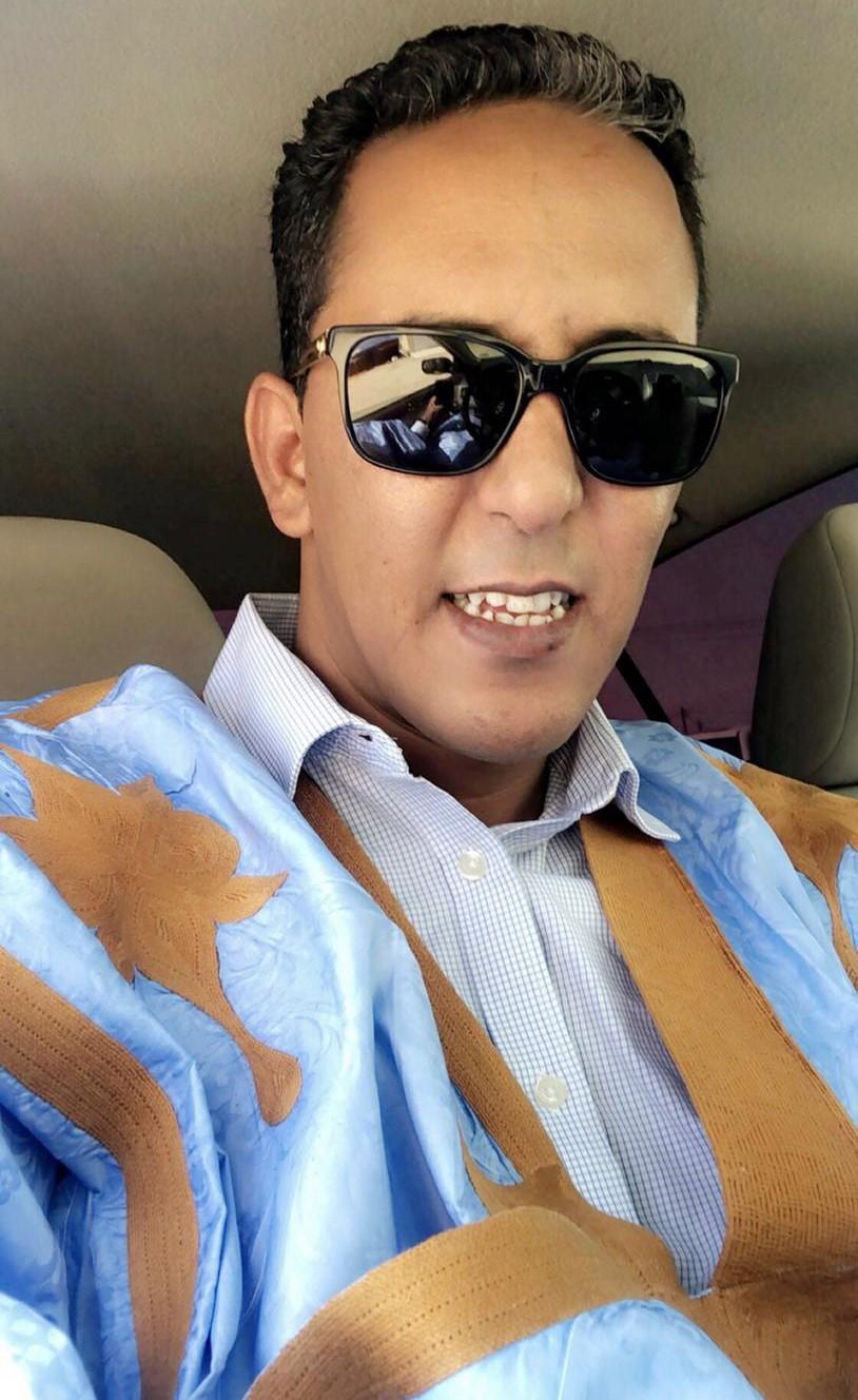عبد الله لولاف الملقب كريم استنكر باسم الجالية توقيف أحد أفرادها