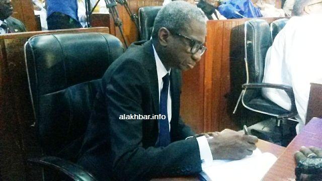 رئيس المجلس الدستوري جالو مامادو باتيا (الأخبار)