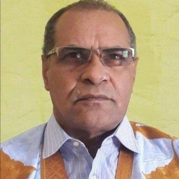 العقيد المتقاعد سيدي محمد الفائدة