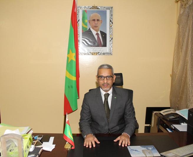مفوض حقوق الإنسان والعمل الإنساني والعلاقات مع المجتمع المدني، محمد الحسن بوخريص