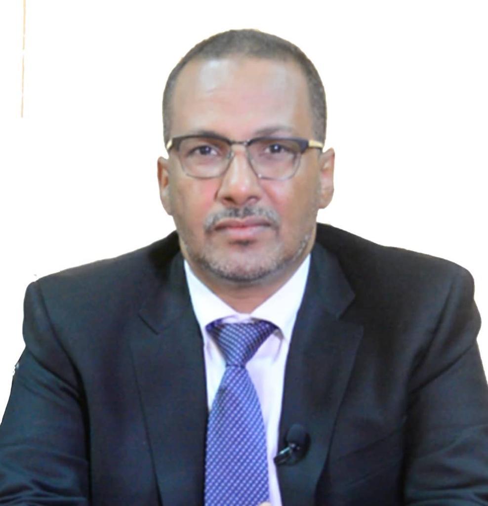 رئيس الاتحاد الوطني لأرباب العمل الموريتانيين زين العابدين الشيخ أحمد