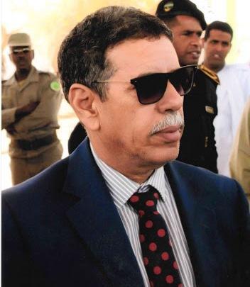 مدير النقل المقال محمد الأمين أحمد فال