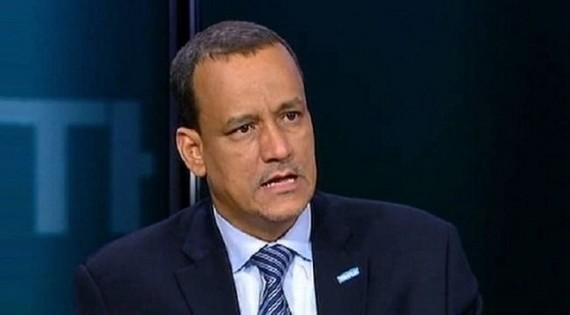 وزير الخارجية إسماعيل ولد الشيخ أحمد