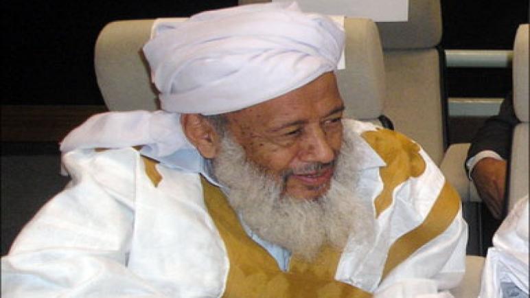 الشيخ محمد سالم ولد عدود رحمه الله تعالى