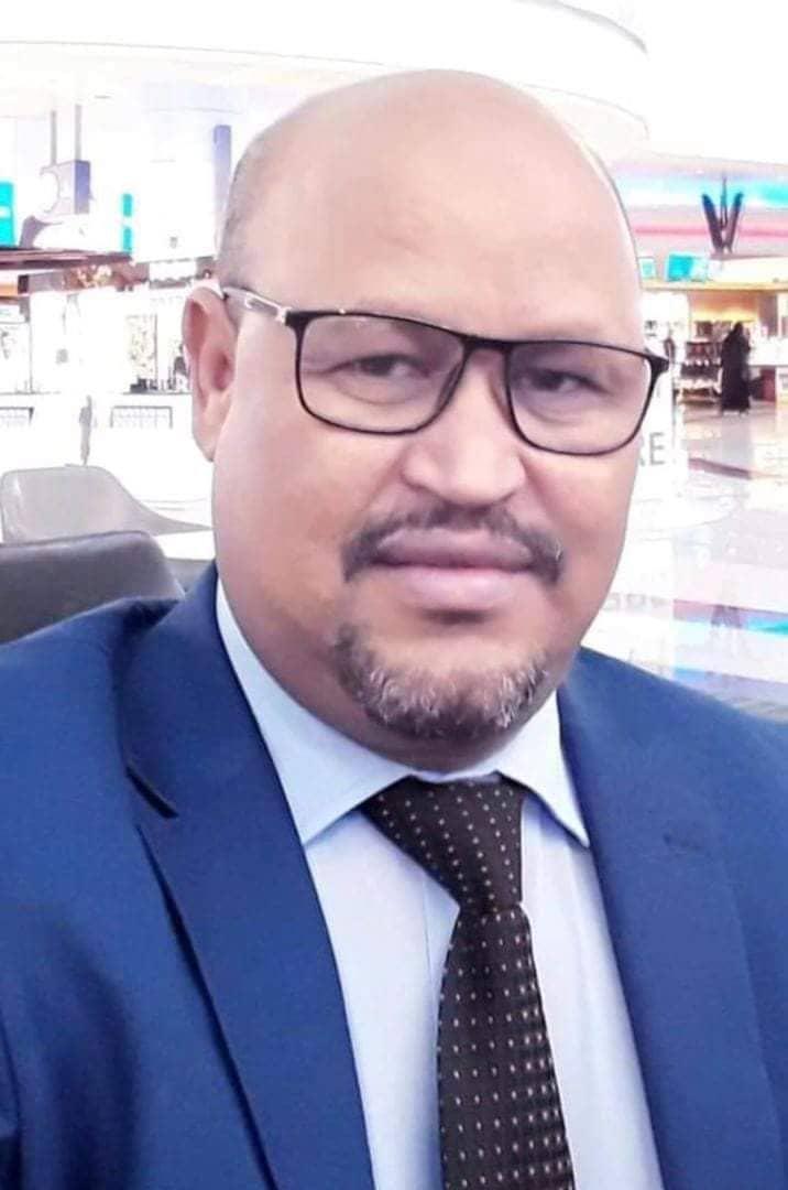 سيدنا ولد أحمد أعلي ـ  وزير الزراعة