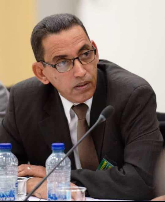 اختير لرئاسة اللجنة الإعلامي ومستشار وزير والثقافة محمد ولد خيار