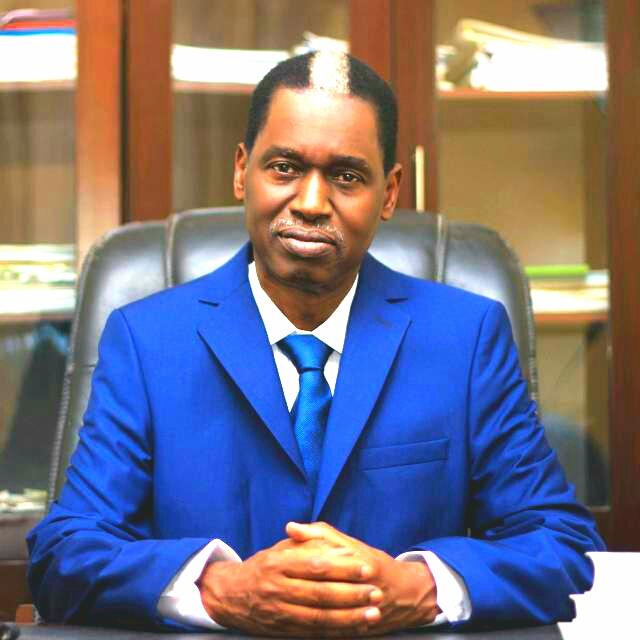 رئيس ائتلاف التعايش المشترك ومرشحه في الرئاسيات الأخيرة كان حاميدو بابا