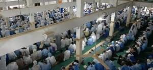 أحد اجتماعات الجماعة في مركزها بالعاصمة نواكشوط