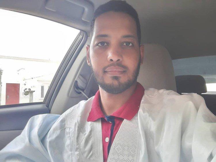 محمد فال ولد عبد الله