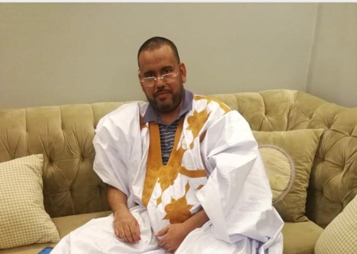 داهي محمد الأمين أحمادو - مقيم في الكويت