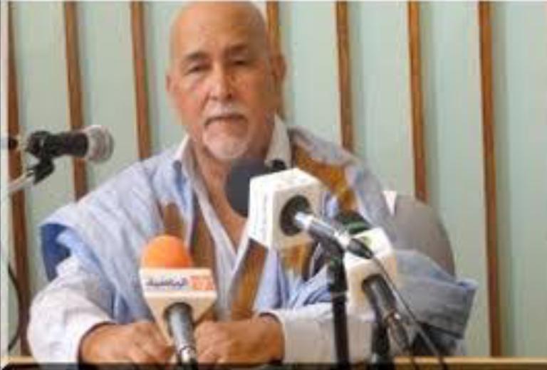 الدكتور محمد محمود ولد اماه