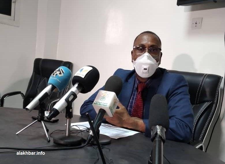 سيدي ولد الزحاف: المدير العام للصحة العمومية