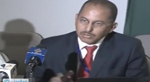 مستشار الوزير الأول المكلف بالشؤون الإدارية محمدن اباه حامد