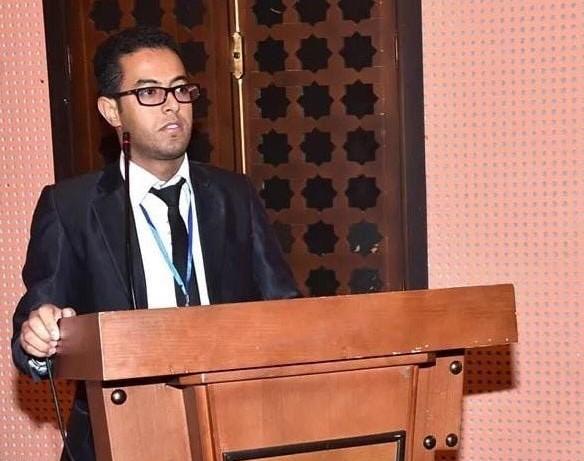 الأستاذ الجامعي والخبير في المعلوماتية الدكتور محمد ولد الخليفة