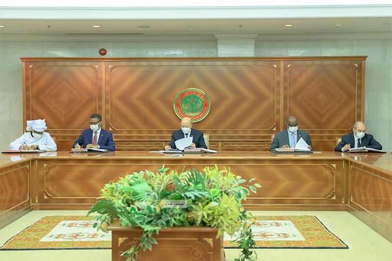 مجلس الوزراء خلال اجتماعه اليوم الأربعاء (وما)
