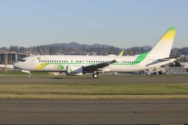 الموريتانية للطيران