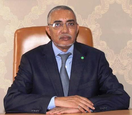يحيى ولد حدمين: الوزير الأول السابق